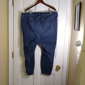 torrid Jeans - Torrid Size 20 ankle length jeans